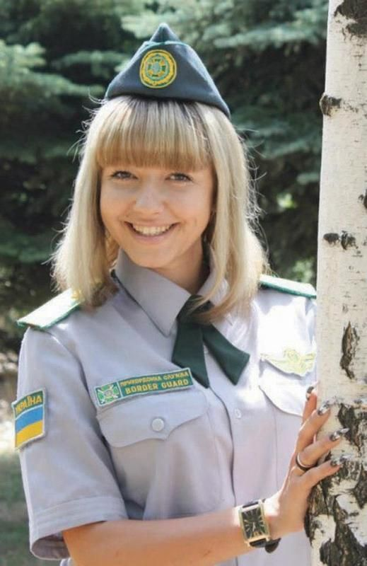 females in uniforms for dating