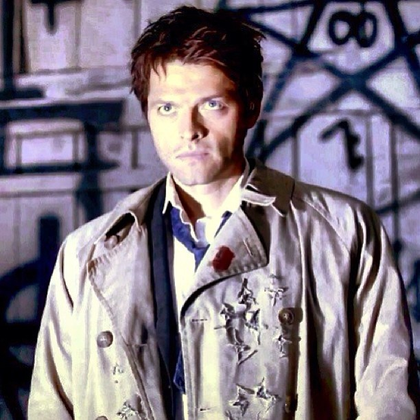 Supernatural Lucifer Rising Season 4: I Miss The Messy Hair That Cas Had In The First Episodes