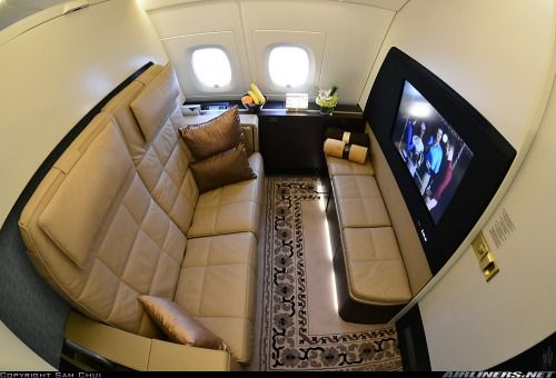 First Class Apartment - Etihad A380