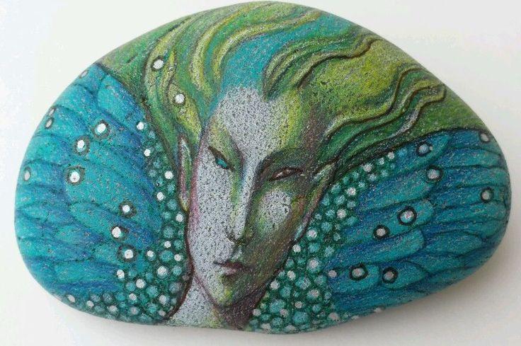 Fairy Art Rock Original