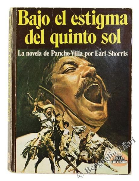 Biografía novelizada de Pancho Villa.