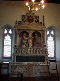 Relations  Saltonstall Memorial in the Lady Chapel St Nicholas South Ockendon