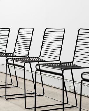 Chaise Hee Dining Chair de Hay