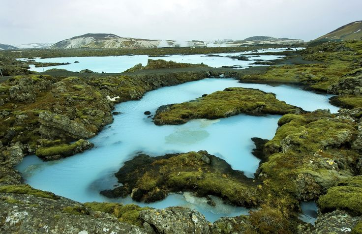 Blue Lagoon In Iceland Is Freaking Amazing