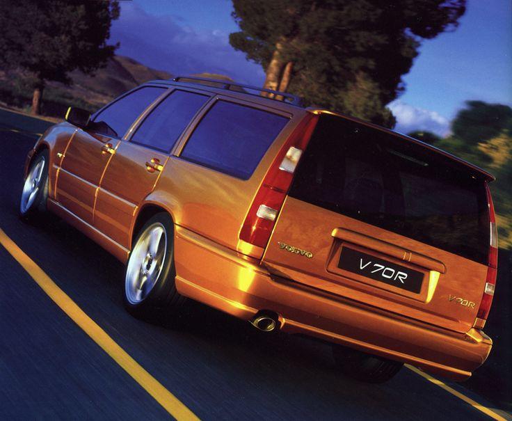 1997 Volvo V70R