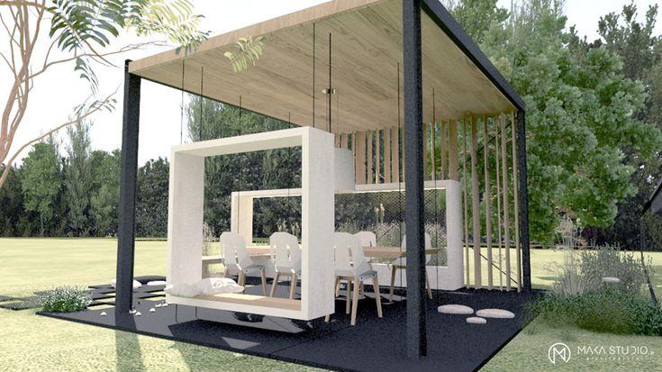 Altana - Mała architektura projektu MAKA Studio