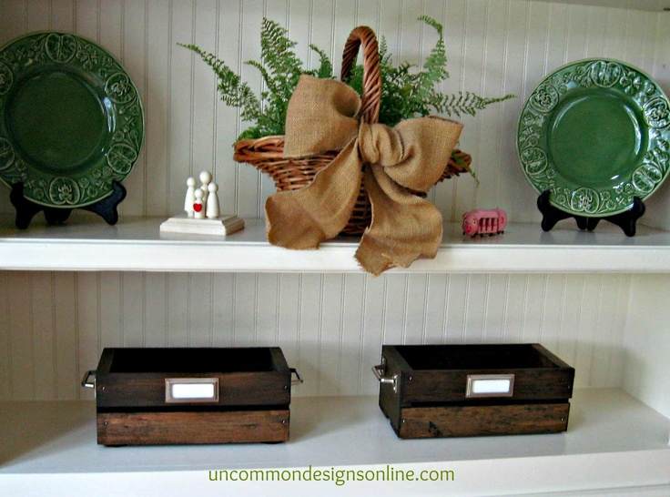 DIY Vintage CrateDecor Ideas, Stations Tutorials, Reading Stations Parts, Summer Reading, Uncommon Design, Requirements Summer, Wood Crates, Diy Vintage, Vintage Crates