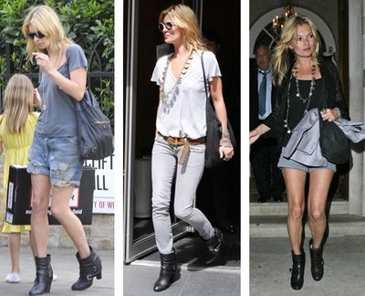 #streetstyle #fashion #Kate Moss