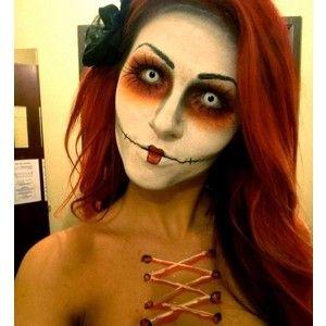 19 best Halloween dolls images on Pinterest   Costumes, Halloween ...