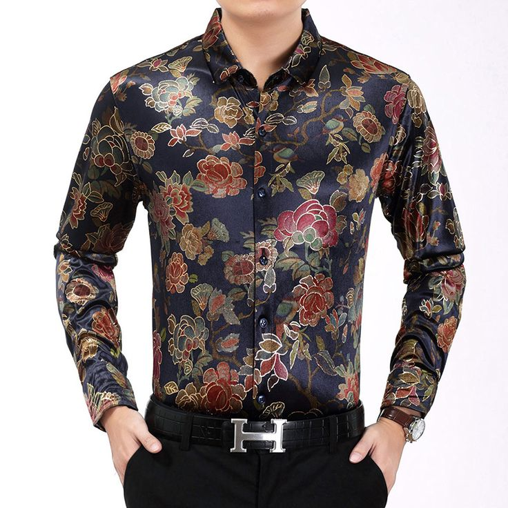 17 Best ideas about Printed Shirts For Mens on Pinterest | White ...