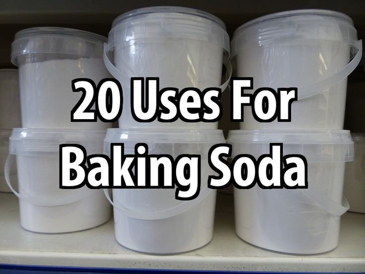 17 best ideas about uses for baking soda on pinterest baking soda cleaning baking soda uses - Things never clean baking soda ...