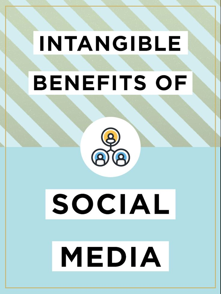benefits of social media What are the benefits of social media over traditional media as both traditional and social media are emerging out for the leadership role in.