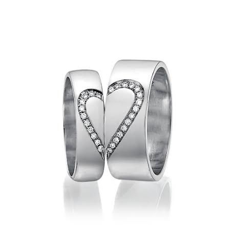 38 best wedding bands for men and women images on Pinterest