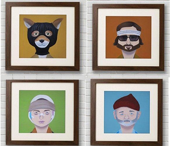 Wes Anderson Prints - Favorites Uncovet