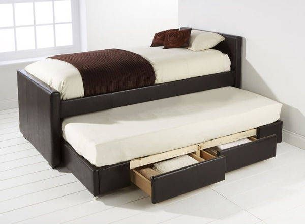 9 Best Built In Beds With Trundles Images On Pinterest