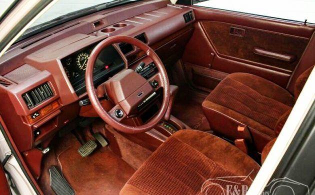 Dodge Colt Interior