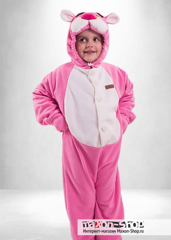 0f8d3cdea490 Пижама Розовая Пантера кигуруми для детей в магазине Максон | Кигуруми для  детей | Children