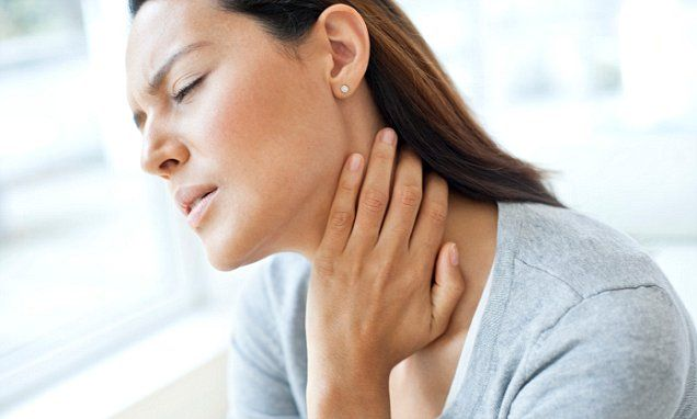 Got a sore throat but not sure what to do?