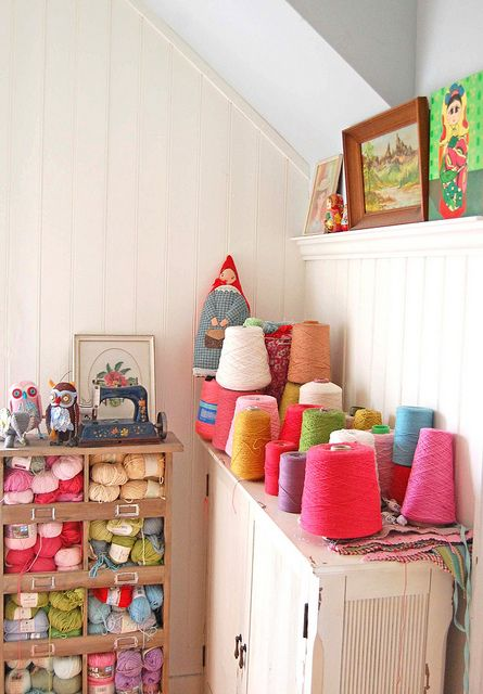 Knitting Room Suomi : Best craft studio ideas images on pinterest