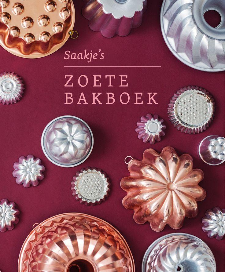Zoete tafels, recepten en partyplanning, Saakje's Zoete Bakboek staat er vol mee. PaTESSerie las het en vertelt je er alles over in haar rubriek Boekentips