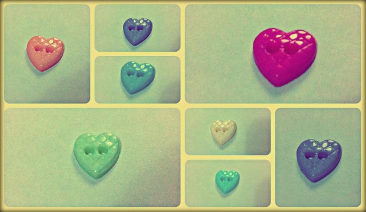 Bileklikler İçin Özel Kalpli Düğme Çeşitleri Sadece | Rainbow Aksesur'da       http://www.rainbowaksesuar.com/category/bileklik/dugmeli-bileklikler/