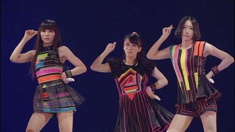 Perfume LIVE@東京ドーム