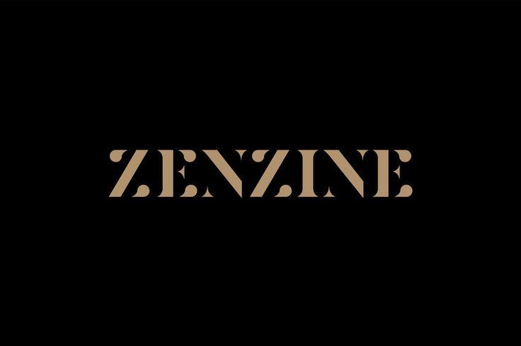 Zenzine by Elena Miska — The Brand Identity