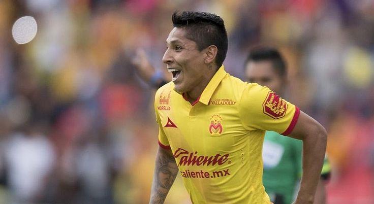 Luego de que el representante de Raúl Ruidíaz confirmara hace tres semanas a medios peruanos el interés de clubes chinos por el delantero, Monarcas Morelia hizo válida la opción de ...