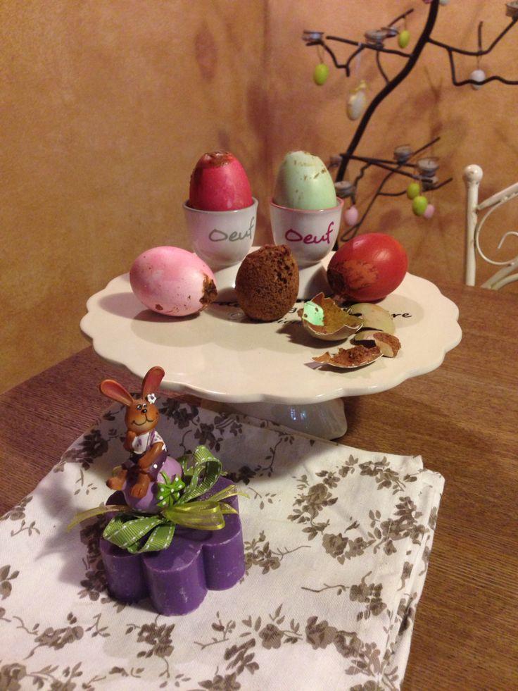 Cake Eggs For Easter