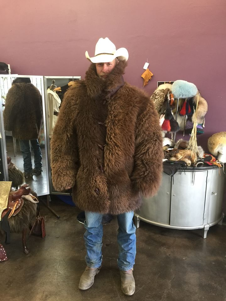 190 best Men's sheepskin images on Pinterest | Hoods, Furs and ...