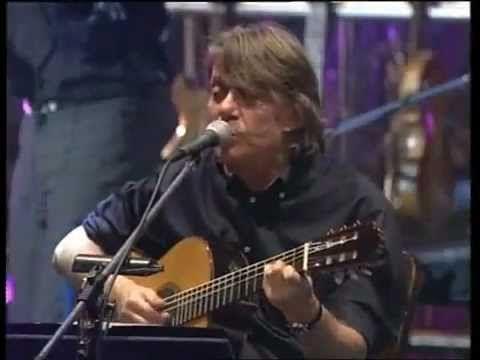 Fabrizio De Andrè Live - Bocca di rosa ❤🎶
