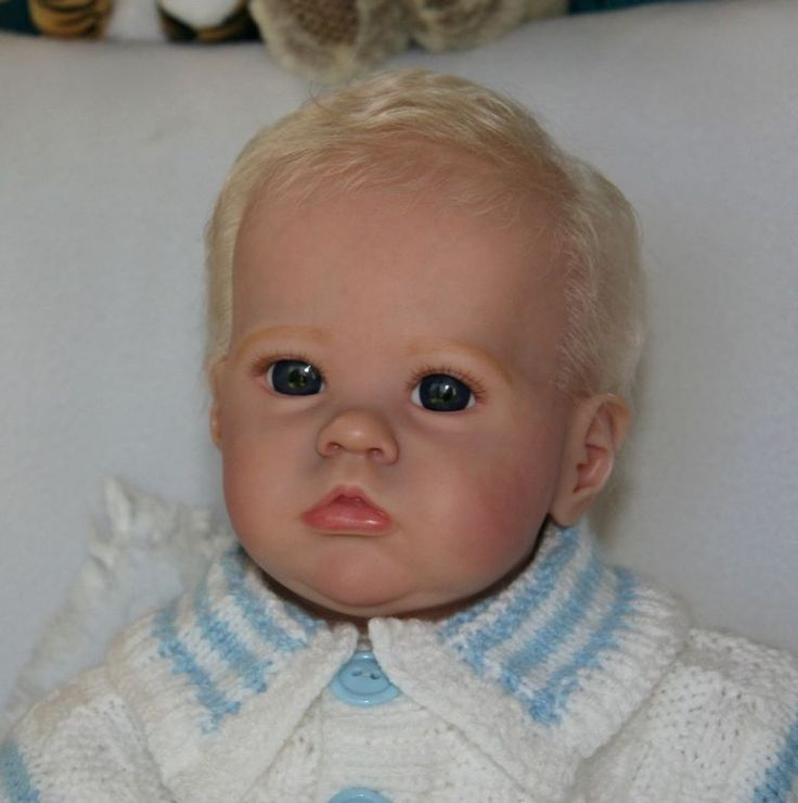 Sharlamae Reborn Toddler Doll by Elna Loopstra SOLD SOLD - Online Store - City of Reborn Angels Supplier of Reborn Doll Kits and Supplies