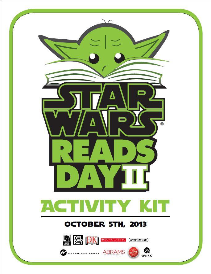 Star Wars Reads Day II Activity Kit