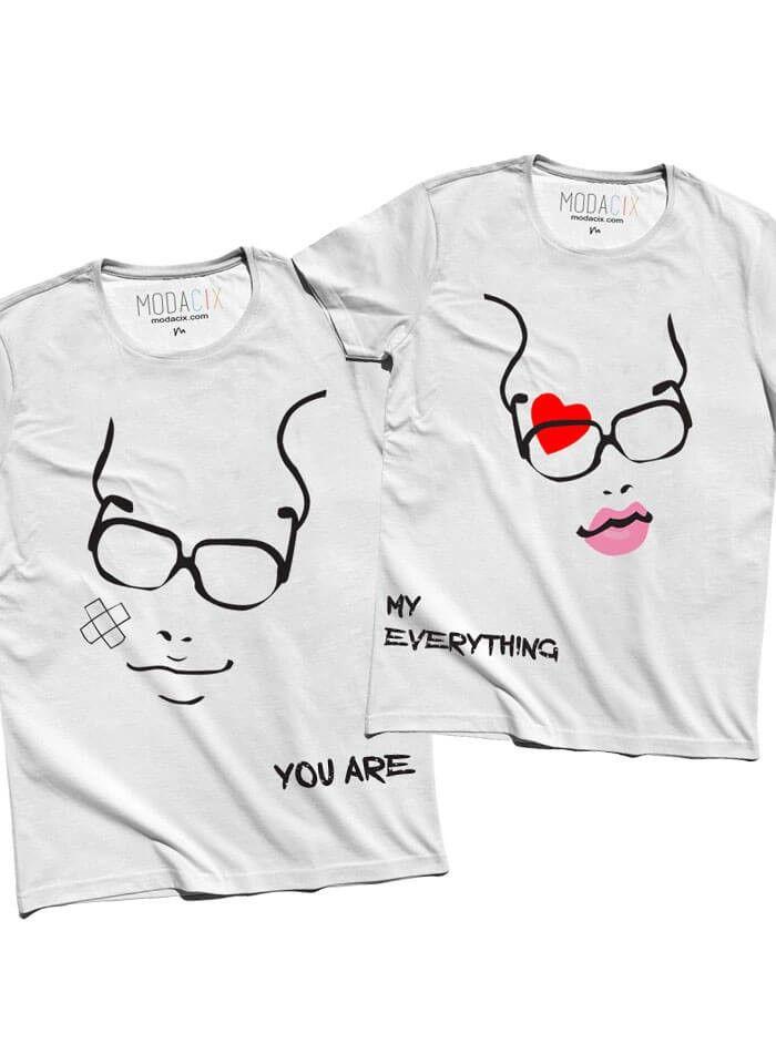 Herşeyimsin Sevgili Tişörtleri