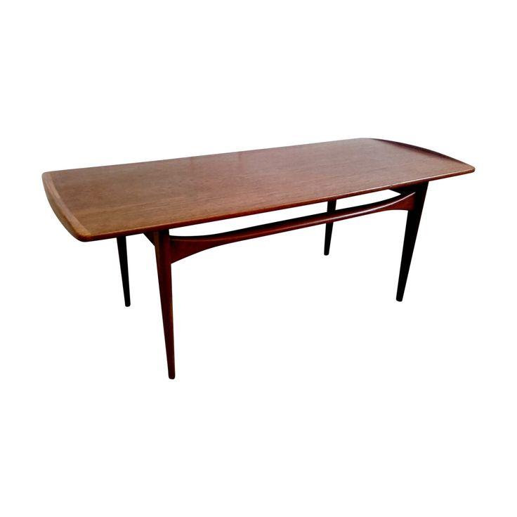 Sleek FD-503 Coffee Table in Teak by Tove & Edvard Kindt-Larsen for France & Son
