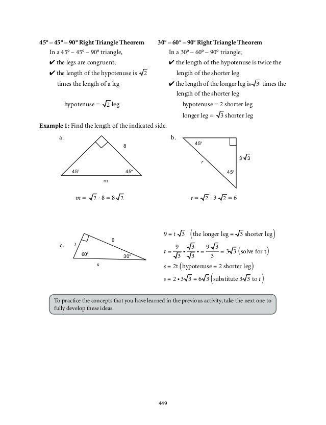 Trig Word Problems Worksheet Grade 9 Mathematics Module 7 Triangle Trigonometry Word Problem Worksheets Word Problems Graphing Linear Equations Activities