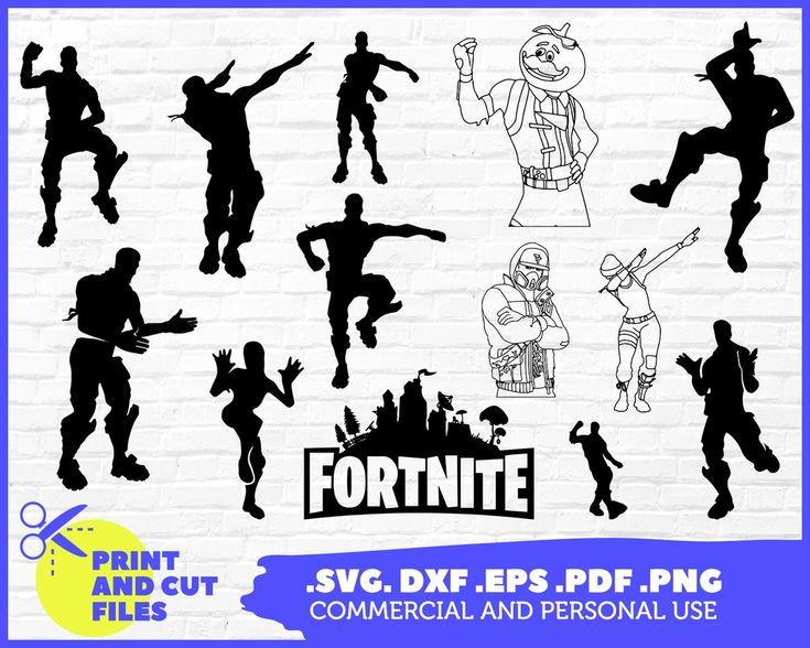 Download Fortnite svg, games, fortnite logo, characters, digital ...
