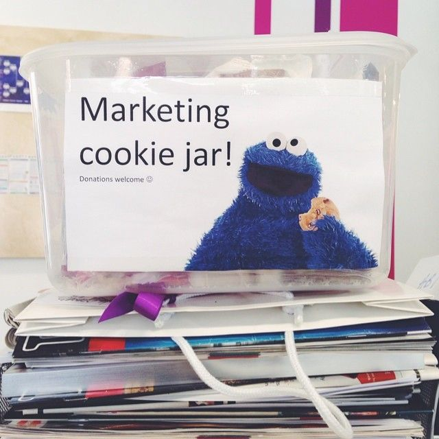 cookie monster rules the marketing cookie jar