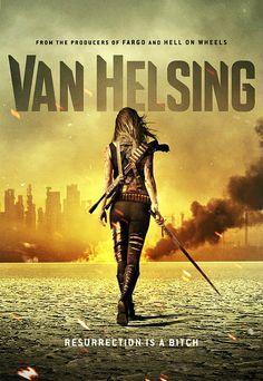 Vanessa Helsing, la nouvelle chasseuse de vampires, arrive en septembre sur Syfy