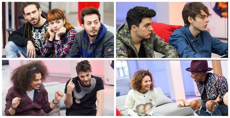 X Factor 9 Gli Inediti - Svelati gli inediti di Giosada, Davide, Enrica, Moseek e Urban Strangers che sentiremo cantare sul palco della semifinale giovedì 3 dicembre.