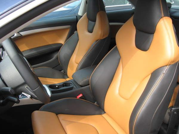 Premium Custom Leather Seat Cover