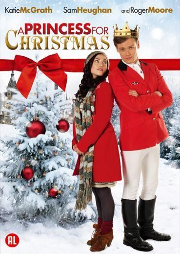 'A princess for Christmas' (2011) - Katie Mc Grath, Sam Heughan, Roger Moore
