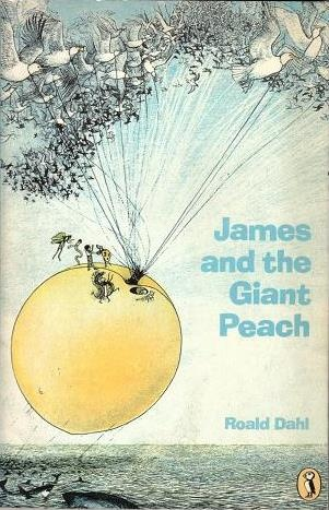 ...and all other books by Roald Dahl, but this is one of my favorites by him: Devour Book, Favorite Places, Dahl Favorite, Book Worth, Childhood Book, Giant Peaches, Dare Dahl, Children Book, Retro Readers