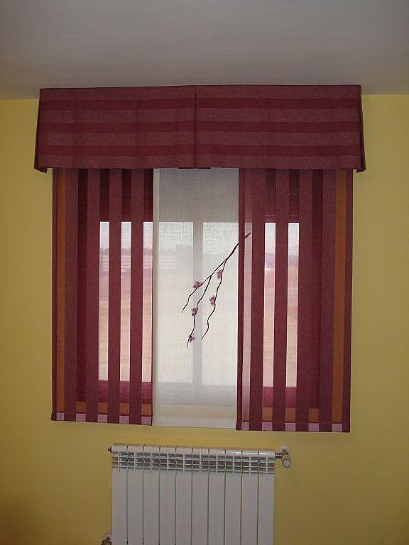 Bandos para cortinas 2 decorar tu casa es cortinas pinterest decorar tu - Facilisimo decoracion cortinas ...