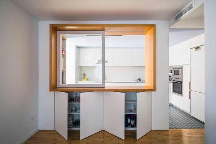 MASTER WINDOW, Barcelona, 2015 - Nook Architects