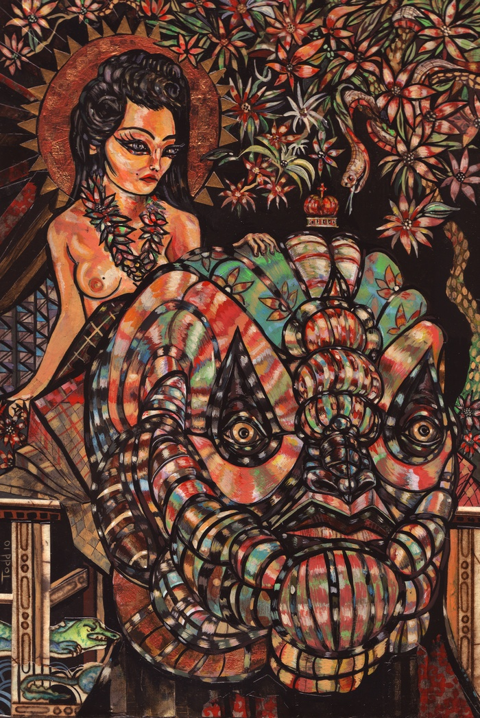 Jon Todd Fine Art - Paintings