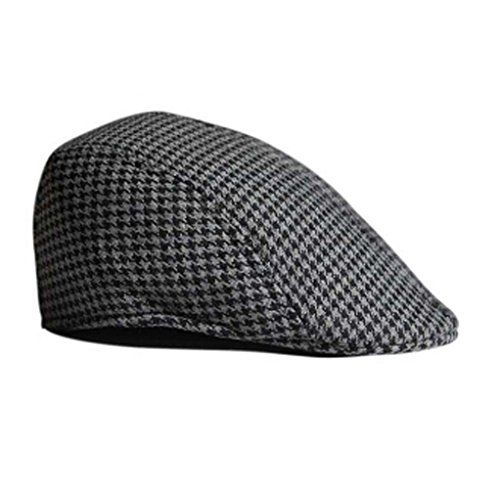 DIY Tutorial: Hats / Men's Flat Cap / Gatsby Hat: Pattern DIY Tutorial - Bead&Cord