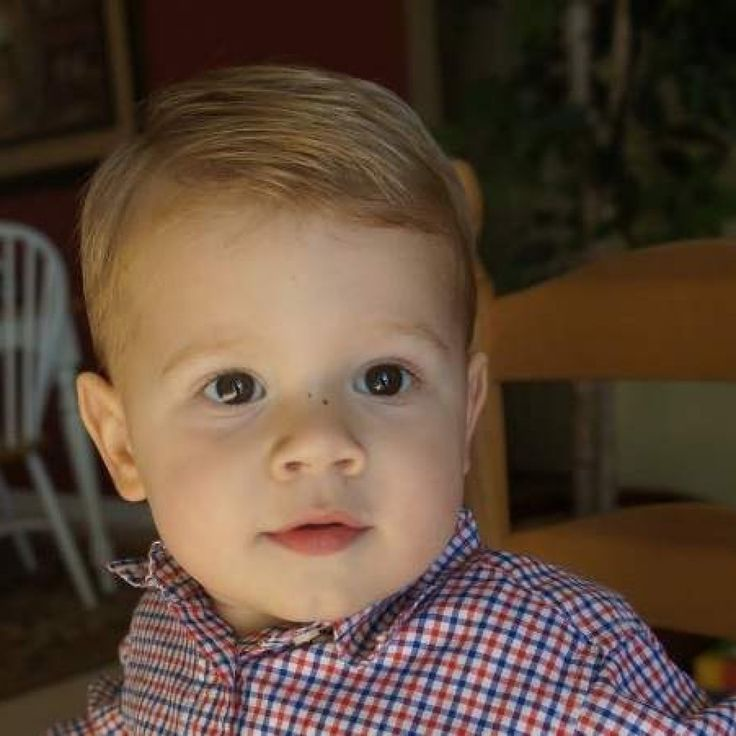 Haircuts For Toddler Boy With Thin Hair Boy Haircuts For Fine Hair Toddler Haircuts Toddler Hairstyles Boy Toddler Boy Haircut Fine Hair