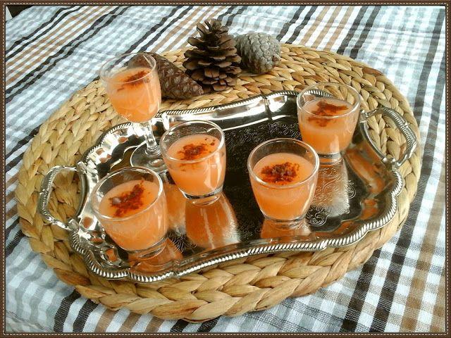 Βουτυρόμελο: Niki's creamy shots