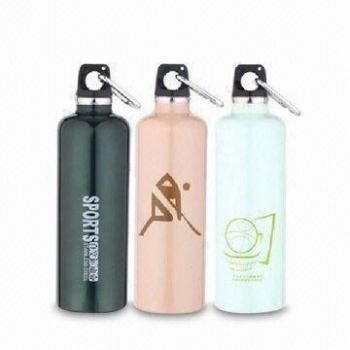 Personalized Stainless Steel Sports Bottles